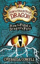 How to Fight a Dragon's Fury: Book 12 by Cressida Cowell (Hardback, 2015)