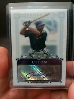 2006 Bowman Sterling Justin Upton AUTO Rookie Card