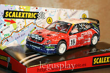"Slot SCX Scalextric 6122 Citroën Xsara WRC ""Montecarlo 2003"" #19 - New"