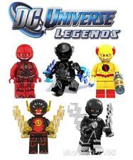 MARVEL DC - FLASH ZOOM REVERSE - JUSTICE LEAGUE - fits lego figure