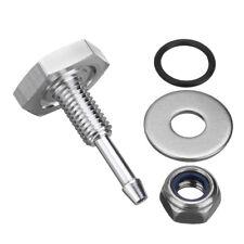 Turbocharger Silicone Pipe Boost Hose Nipple Turbo Vacuum VAC Gauge Fitting TDI