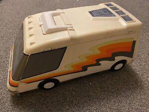 Vintage Micro Machines Super Van City Playset, 1991, Galoob