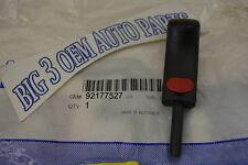 2004-2006 Pontiac GTO Front Side Door Locking Rod Black Knob new OEM 92177527