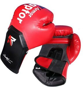 Boxing Gloves ARMOR RAPTOR Limited Edition AR-BGLV-1000 (RED)