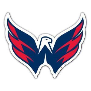 Washington Capitals 12 Inch Car Magnet [NEW] NHL Decal Emblem Truck Auto Sticker