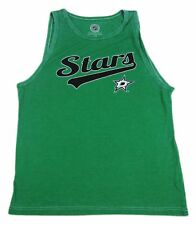 G3 By Carl Banks Sports NHL Dallas Stars Green Tank Top NWT