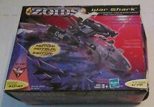 Zoids War Shark 040 New In Sealed Box 2001 Hasbro 1/72 Wind Up Motor Rare Toy