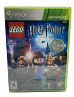 LEGO Harry Potter: Years 1-4 Microsoft Xbox 360 Brand New Sealed