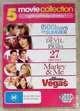 500 Days Of Summer-Devil Wears Prada-27 Dresses-Marley & Me-Happens In Vegas R4