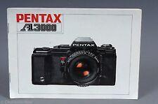 Pentax A3000 Camera User Manual 2589
