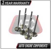 Diamond Power Intake /& Exhaust Valve works with Hyundai Atos 1.1 L G4HG SOHC #VS171
