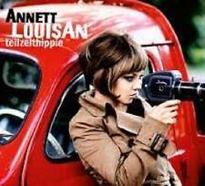 """ANNETT LOUISAN """"TEILZEITHIPPIE"""" CD NEU"""