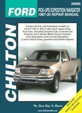 Manual Chilton Ford Pick-ups/Expedition/Navigator 1997-00 Repair 26666