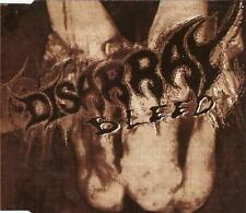 DISARRAY - Bleed (CD 1996) USA Import EXC 5-Track Mini-Album Hardcore Punk Metal
