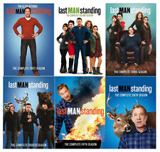 LAST MAN STANDING Complete Season 1-6 Dvd Series 1 2 3 4 5 & 6 New + FREE POST