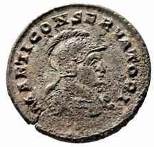 "Constantine I The Great Follis ""MARTI CONSERVATORI Helmeted Mars Bust"" RIC 877"