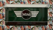 MINI Great Little Cars since 1959 - Tin Metal Wall Sign