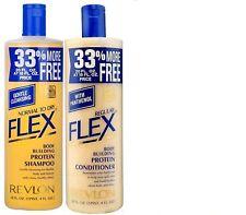 Revlon Flex Normal to Dry Shampoo + Regular Conditioner 592ml each - Free Ship