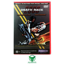 Death Race 2000 (DVD) David Carradine - Sylvester Stallon - Action - Rare OOP