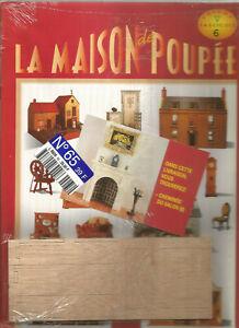LA MAISON DE POUPEE - DELPRADO - N°65 - CHEMINEE DU SALON (II)