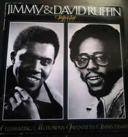 JIMMY & DAVID RUFFIN - SUPERSTAR SERIES *ANNO1977 - DISCO VINILE 33 GIRI* N.179