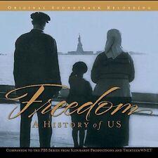 Freedom: A History of Us Various Artists, Various Artsits Audio CD