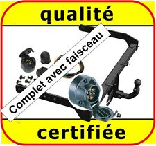 ATTELAGE VW Sharan / Seat Alhambra 2000 à 2010 & faisceau 7 broches complet neuf