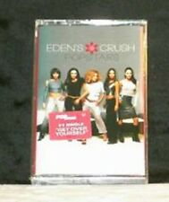 Eden's Crush Popstars 12 track 2001 CASSETTE TAPE