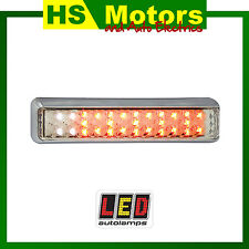 LED Bullbar Indicator and Parker Light Clear Lens 200CAW By LED AUTO LAMPS