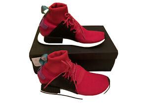 Adidas NMD XR1 WINTER Primeknit Red Trainers BZ0632 Uk 8.5 Us 9 Eu 42.2/3 BNIB
