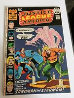 Justice League of America 94 Neal Adams art First Merlyn Fine-
