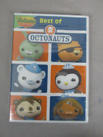 Best of The Octonauts (2012 DVD) NIP Kwazii Dashi Tweak Peso