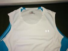 WOMEN'S UNDER ARMOUR HEAT GEAR TANK TOP SIZE LARGE