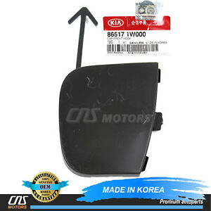 ⭐⭐GENUINE FRONT BUMPER TOW HOOK CAP COVER for 2012-2015 KIA RIO OEM 865171W000⭐⭐