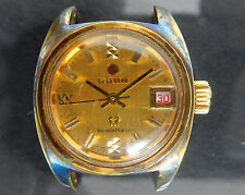 ◆100% Authentic RADO Golden Horse Automatic Women's Wrist Watch 17Jewels 7005/1