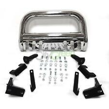S/S Chrome Front Bumper Bull Bar Grill Grille Guard 2009-2016 Ram 1500