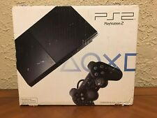 Sony PlayStation 2 Slim Game Console Slim Black Ps2 (SCPH-90001CB) Brand New