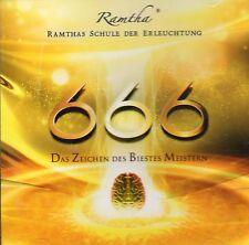 RAMTHA 666 - Das Zeichen des Biestes Meistern - AUDIO CD - NEU