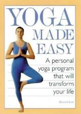 NEW - Yoga Made Easy: A Personal Yoga Program that Will Transform Your Life