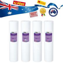 "4 X Big Blue Sediment Water Filters Cartridges 5 Micron - 4.5"" x 20"" Cartridges"
