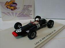 Formel 1-Modelle aus Resin von Lotus