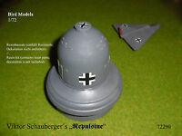 Viktor Schauberger´s REPULSINE   1/72 Bird Models Resinbausatz / resin kit