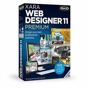 MAGIX Xara Web Designer 11 Premium (NEW)