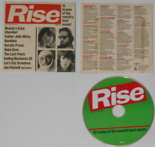 Father John Misty, Neko Case, Rolling Blackouts CF, Jon Hassell - U.K. cd