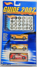 HotWheels Guide 2002 special 3-car pack