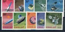 Ajman Complete  Space set mint, NH