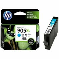 1x Genuine HP905XL CYAN  Ink Cartridge For HP Officejet Pro 6970,6956,6950,6960