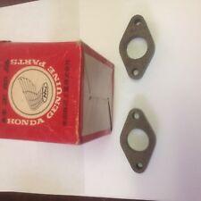 New! Honda  cb160 intake spacers nos oem insulator carb carburetor cl 160 CB