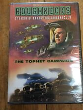 Roughnecks: Starship Troopers Chronicles - The Tophet Campaign (DVD, 2002)