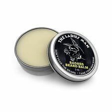 Badass Beard Care Balm for Men the Ladies Man Scent Promote Healthy Growth 2 Oz